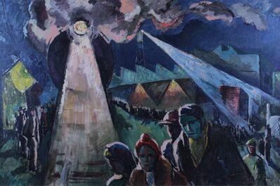 Frederick Buchholz, 'Graveyard Shift', 1940