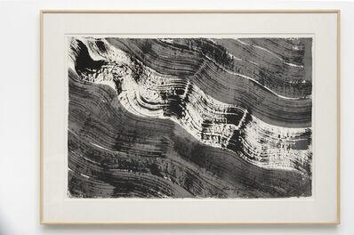 Matsumi Kanemitsu, 'Nagare #5', 1988