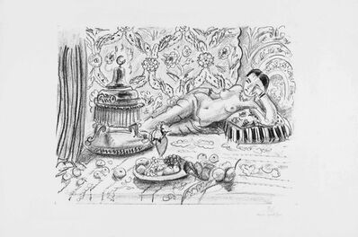 Henri Matisse, 'Odalisque, brasero et coupe de fruits', 1929