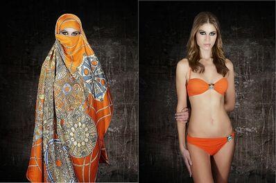 Cecile Plaisance, 'Burqa Hermes', 2018