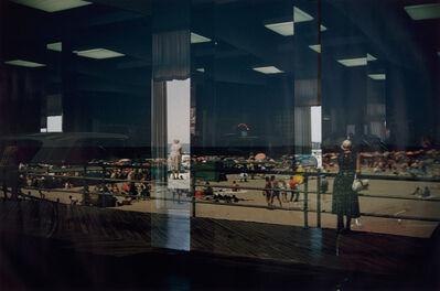 Ernst Haas, 'Beach reflection, USA', 1962