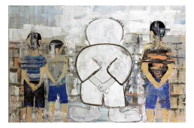 Raida Shahin, 'Dreaming Beyond the Wall', 2017
