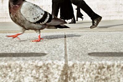 Matt Stuart, 'Trafalgar Square. London, England. Great Britain. ', 2004