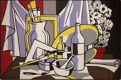 Roy Lichtenstein, 'Still Life with Palette', 1972