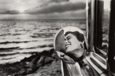 Elliott Erwitt, 'California Kiss, Santa Monica', 1955