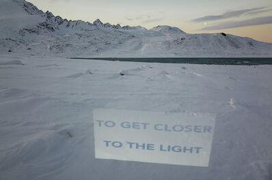 Cédric Maridet, 'To get closer to the light', 2014