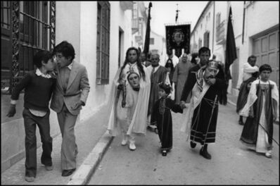 Cristina Garcia Rodero, ' SPAIN. Baena. 1977. Secrets.', 1977