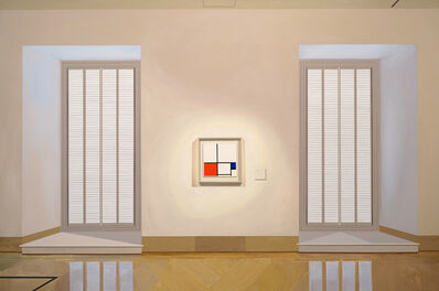 Sarah McKenzie, 'Equilibrium (Thyssen-Bornemisza Museum with Piet Mondrian, 2019)', 2019