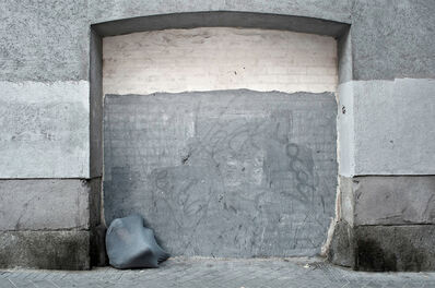 Verónica Vicente, 'Una estrategia de la apariencia, 2', 2011