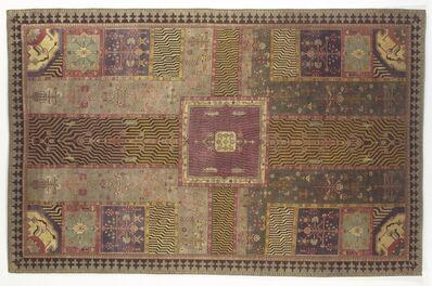'Carpet with Garden Design', 18th century