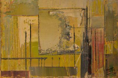 Edward Christiana, 'Fracture', 1960