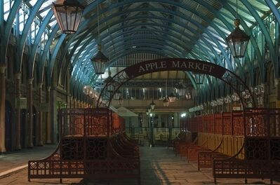 Jamie Lumley, 'Covent Garden (Apple Market)'