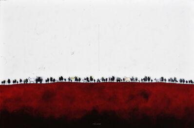 Peter Barelkowski, 'Exodus Red', 2017
