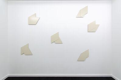 Hartmut Böhm, 'Formation aus Gegenüberstellungen 1-6', 2008-2009