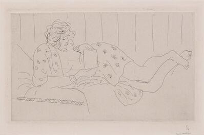 Henri Matisse, 'LA LETTRE (DUTHUIT 126)', 1929