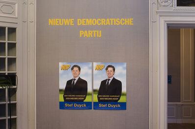 Guillaume Bijl, 'Nieuwe Demokratische Partij (A New Democratic Party)', 2016