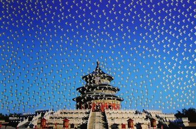 Huang Yan, 'Temple of Heaven', 2008