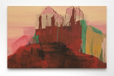 Matsumi Kanemitsu, 'Sunset-Desert', 1989