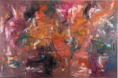 Dan Rees, 'Artex Painting'