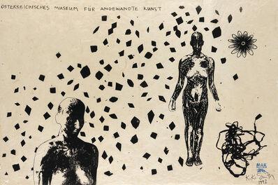 Kiki Smith, 'Virgin Mary Poster', 1992