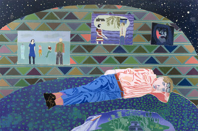 Tom Hammick, 'Sleeper', 2017