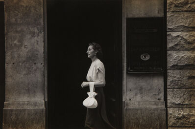 Harry Callahan, 'Asheville, North Carolina', 1951