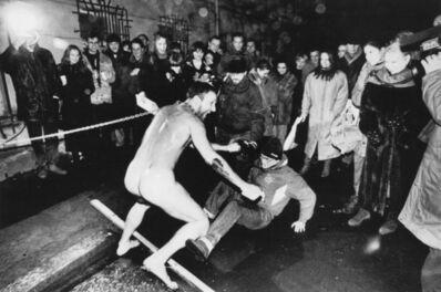 Oleg Kulik, 'The Mad Dog Performance', 1994