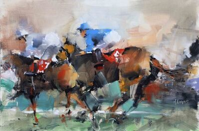 Mark Lague, 'Thoroughbreds One', 2019