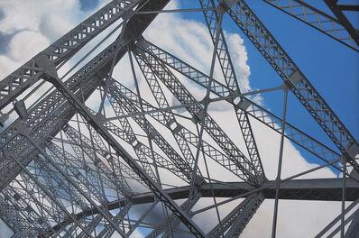 John Wassenaar, 'Nashville bridge', 2019