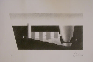 "Tadao Ando, '""The Theater in the Rock, Oya I""', 1998"