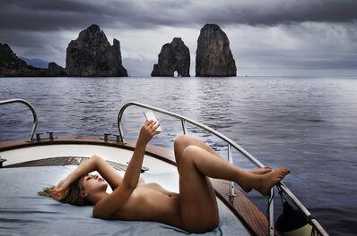 David Drebin, 'Capri Selfie', 2016