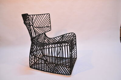 Cheick Diallo, 'Fauteuil Mandet', 2011