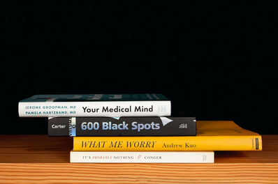 "Nina Katchadourian, 'Your Medical Mind from ""Family Gathering"" (""Sorted Books"" project, 1993--ongoing)', 2013"
