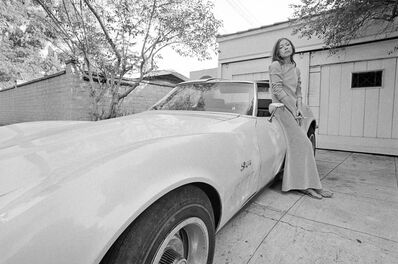 Julian Wasser, 'Joan Didion, Hollywood, 1968 (22-1)', 1968