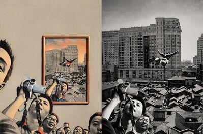 Zhong Biao 钟彪, 'Gliding', 2007