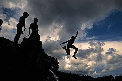 Eduardo Rubio, 'Indonesia Java Jumping children'
