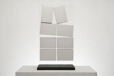 Henryk Stazewski, 'holz-plexiglasobjekt', 1961/1977