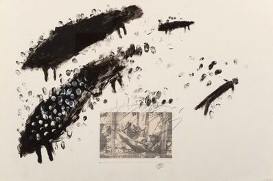 José Bedia, 'Untitled (from Cronicas Americanas series)', 1983