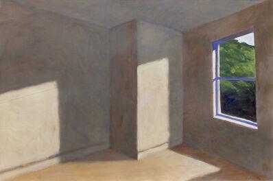 Patrick Hughes, 'Brown Hopper', 1992
