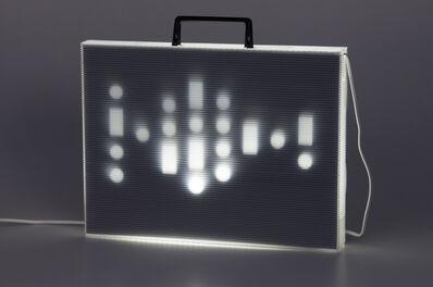 Brigitte Kowanz, 'Leuchten', 1998