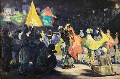 Oscar Garcia Rivera, 'DANZA DE LA SULTANA', 1940