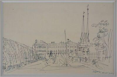Jean Dufy, 'Salzburg Square', 20th  Century