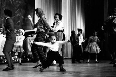 Steve Schapiro, 'Amateur Hour at the Apollo, Harlem', 1961