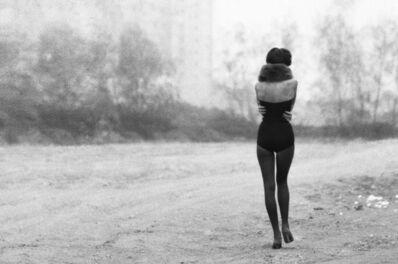 Stephanie Pfriender Stylander, 'Natasha, Milan', 1990