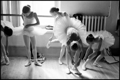 Arthur Elgort, 'Getting Ready, Vaganova Ballet Academy, St. Petersburg, Russia', 2001