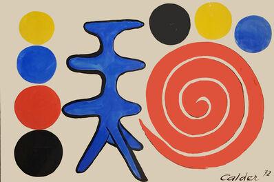 Alexander Calder, 'Untitled', 1972