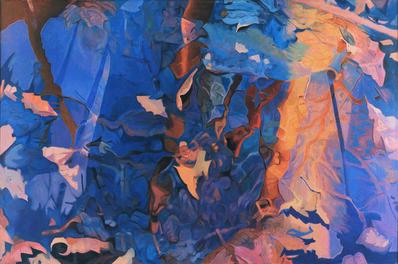 Ralph Wickiser, 'Sparkling', 1983