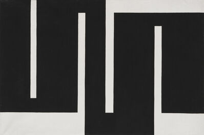 Julije Knifer, 'Meander, Composition A', 1960