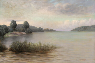 Karl Maria Schuster, 'Attersee', 1920