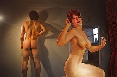 Robert Funk, 'Hotel St. George, 10th Floor', 1974